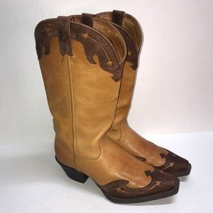 Twisted X Cowgirl Tooled Leather Boots